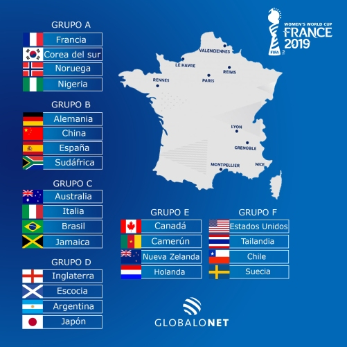 Will France 2019 change the paradigm of Women's football